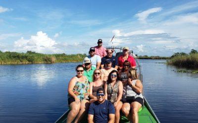 Florida Everglades private airboat rides