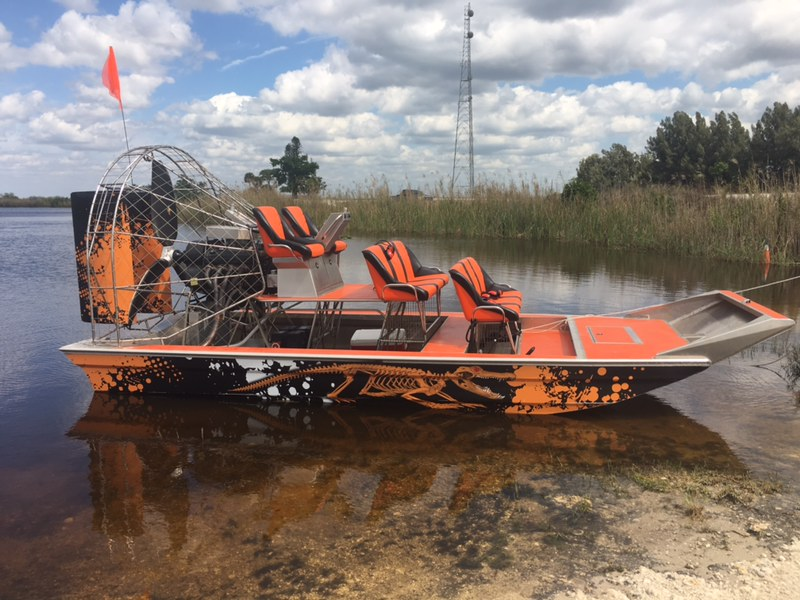 West Palm Beach airboat tours